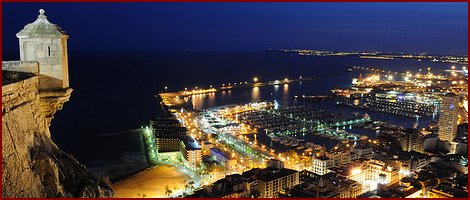 Alicante Night