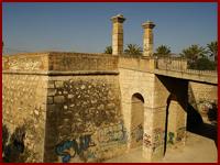The Sant Ferdinand Castle